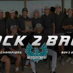 Boys Golf Back to Back Region Champions