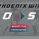 Phoenix Crush the Braves