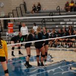 Volleyball vs Bonneville
