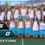 Girls Varsity Tennis falls to Woods Cross 5 – 0