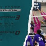 Volleyball Takes Down Lakers