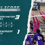 Girls Volleyball Beats Vikings