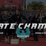 Marching Band Wins 5A State Championship