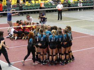 Volleyball Semi & Finals