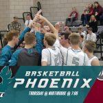 Boys Basketball at Northridge