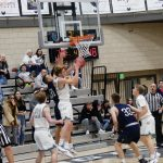 Boys Varsity Basketball falls to Weber 72 – 67