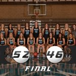 Girls Varsity Basketball beats Jordan 52 – 46