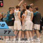 Boys Varsity Basketball beats West Jordan 77 – 50