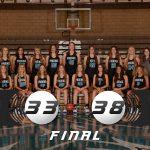 Girls Varsity Basketball falls to Ridgeline 38 – 33