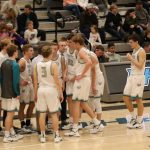 Boys Varsity Basketball falls to Woods Cross 70 – 55