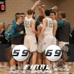 Boys Varsity Basketball falls to Woods Cross 69 – 59