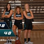 Girls Varsity Basketball beats Bonneville 48 – 38