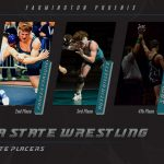 5A State Wrestling Placers