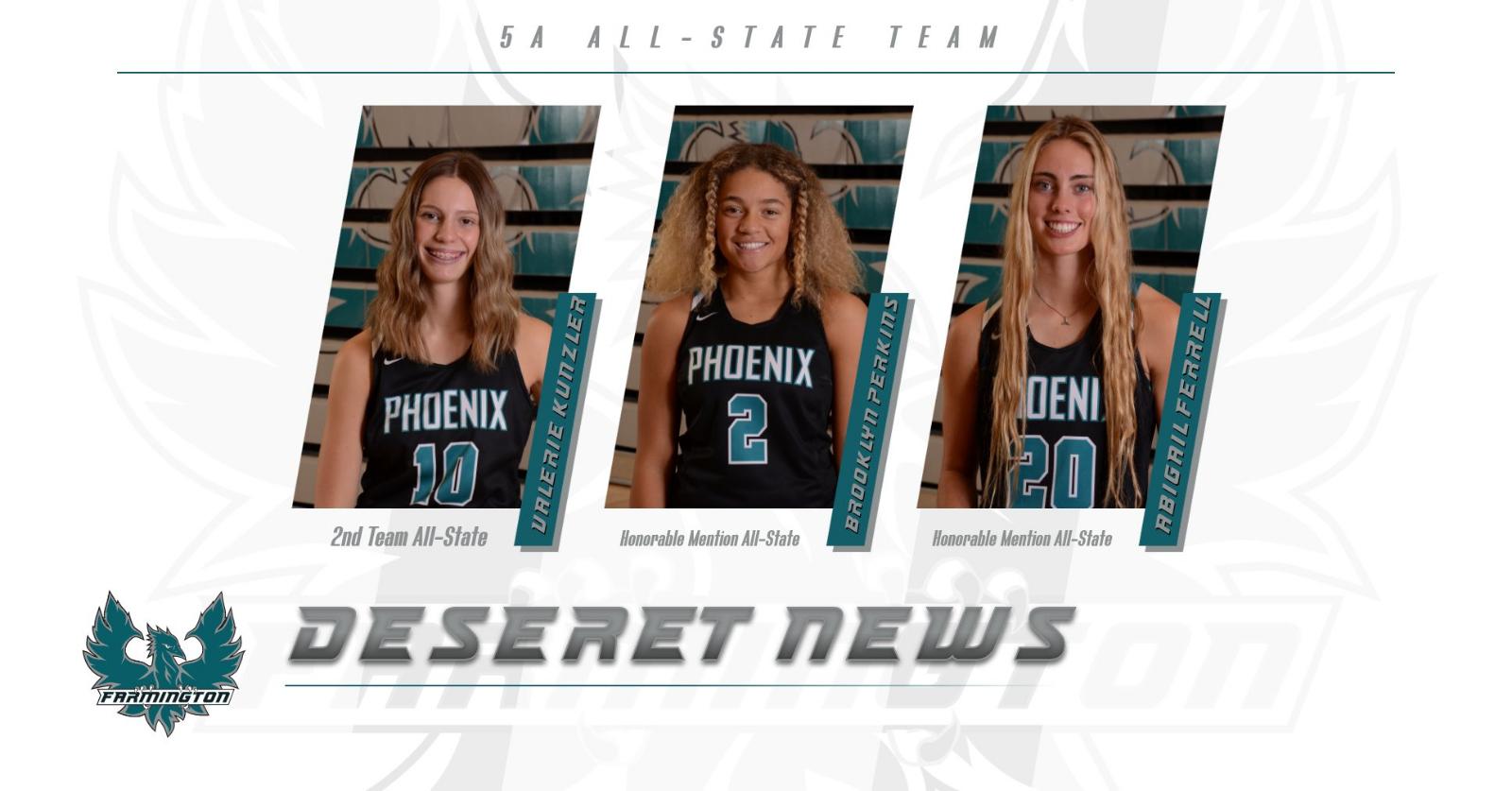 Girls Basketball All-State