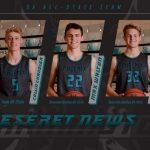 Boys Basketball All-State