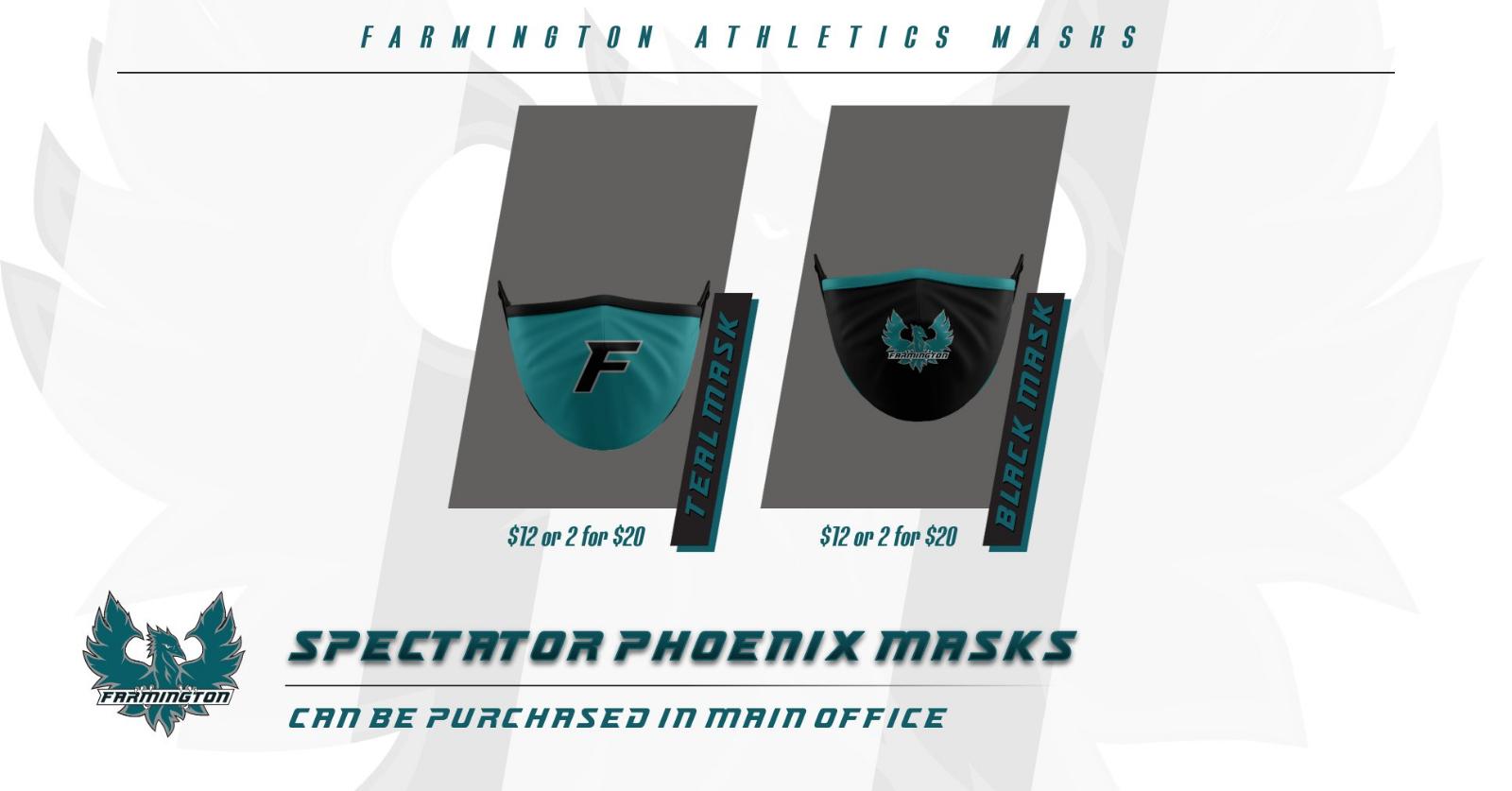 Farmington Phoenix Masks