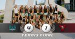 Girls Varsity Tennis beats Viewmont 4 – 1