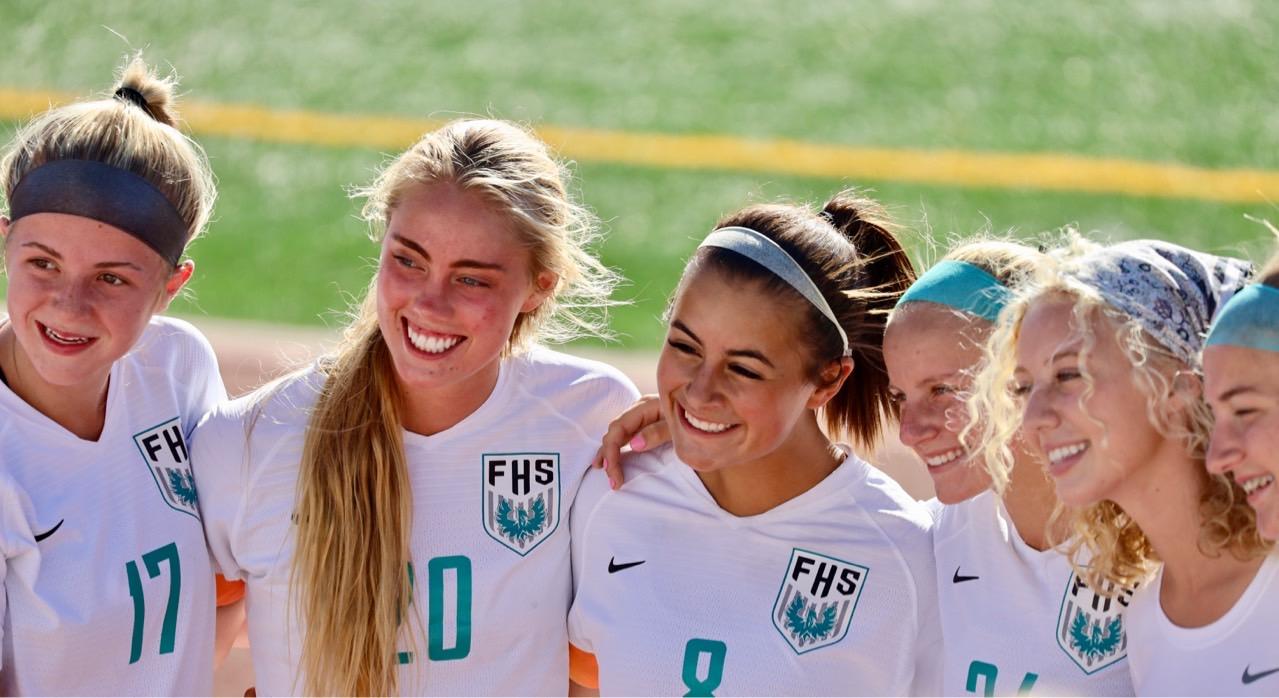 Girls Soccer vs Woods Cross