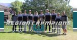 Boys Golf Wins Region Championship