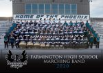 Marching Band Wins 5A State Crown