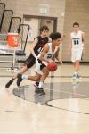 Sophomore Boys Basketball vs Bountiful (Joy Gough)