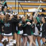JV Competitive Cheer at Chapel Hill