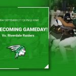 Homecoming Friday 9/27