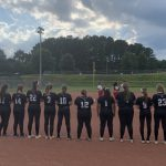McIntosh Girls Softball