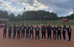 McIntosh Girls Softball