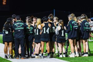 2019 Girl's LAX St. Pius X Game