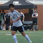 Boys Varsity Soccer beats 4A #3 Woodward Academy 3 – 1