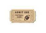 Tickets for Friday Football vs. Hampton HS
