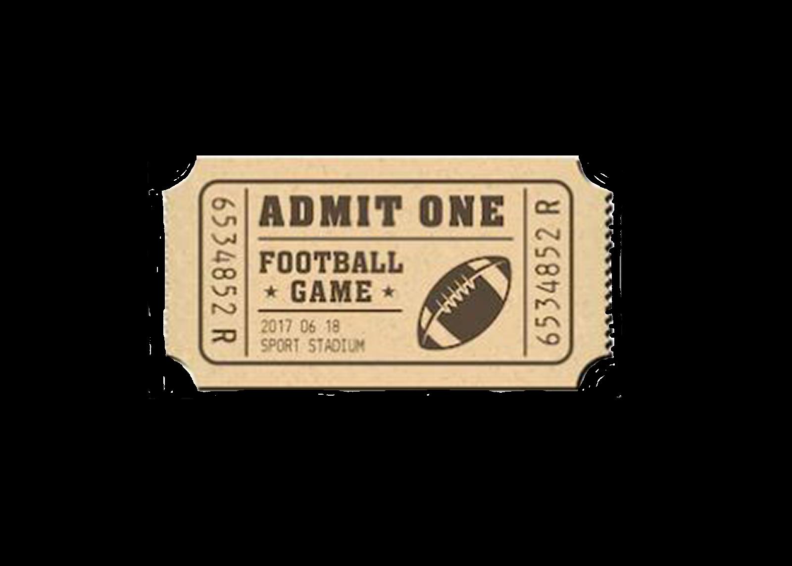 Tickets for Friday Football vs. Hampton HS