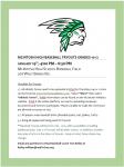 McIntosh Baseball Tryouts Grade 10-12