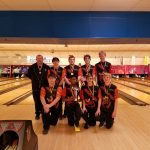 Boys Varsity Bowling finishes 3rd place at Buccaneer Invite