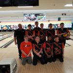 Boys Varsity Bowling finishes 3rd place at IHSA Regional to advance to Sectionals!