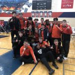 Dekalb wins regionals advancing all 14 wrestlers to sectionals !