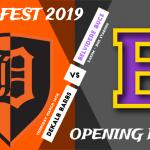 Barbs 4 Bucs 0 – Barbfest Opening Round