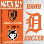 Varsity Soccer : Five different players score in Barbs win at Harlem.