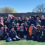 Girls Varsity Track finishes 3rd place at Homewood-Flossmoor Invite