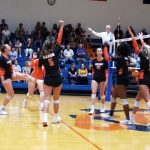 Girls Varsity Volleyball beats Buffalo Grove 2 – 0