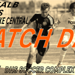 Varsity Soccer: DeKalb 1 Crystal Lake Central 1
