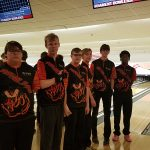 Boys Varsity Bowling finishes 3rd place in the Bronze at Plainfield North Invite