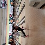 Boys Varsity Bowling beats Ottawa Township 3349 – 3348