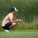 Eli Barefield leads Boys Golf to a NIC-10 victory over Freeport