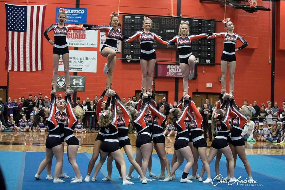 2021 Fall Sideline Cheer Tryouts Information