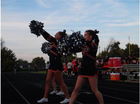 2019 Sideline Cheer Tryouts Information