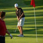 Boys Varsity Golf defeats Belvidere 194 – 225