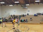 Girls S.C. Lee Jr High 8A Volleyball beats Temple Travis 2 – 0