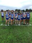 JV Cross Country Team Picture